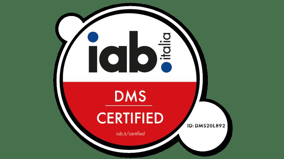 Logo IAB DMS