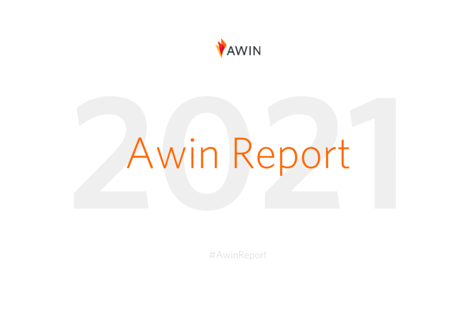 grafica Awin Report 2021
