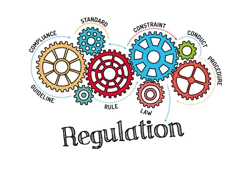 Regulation in affiliate marketing graphic