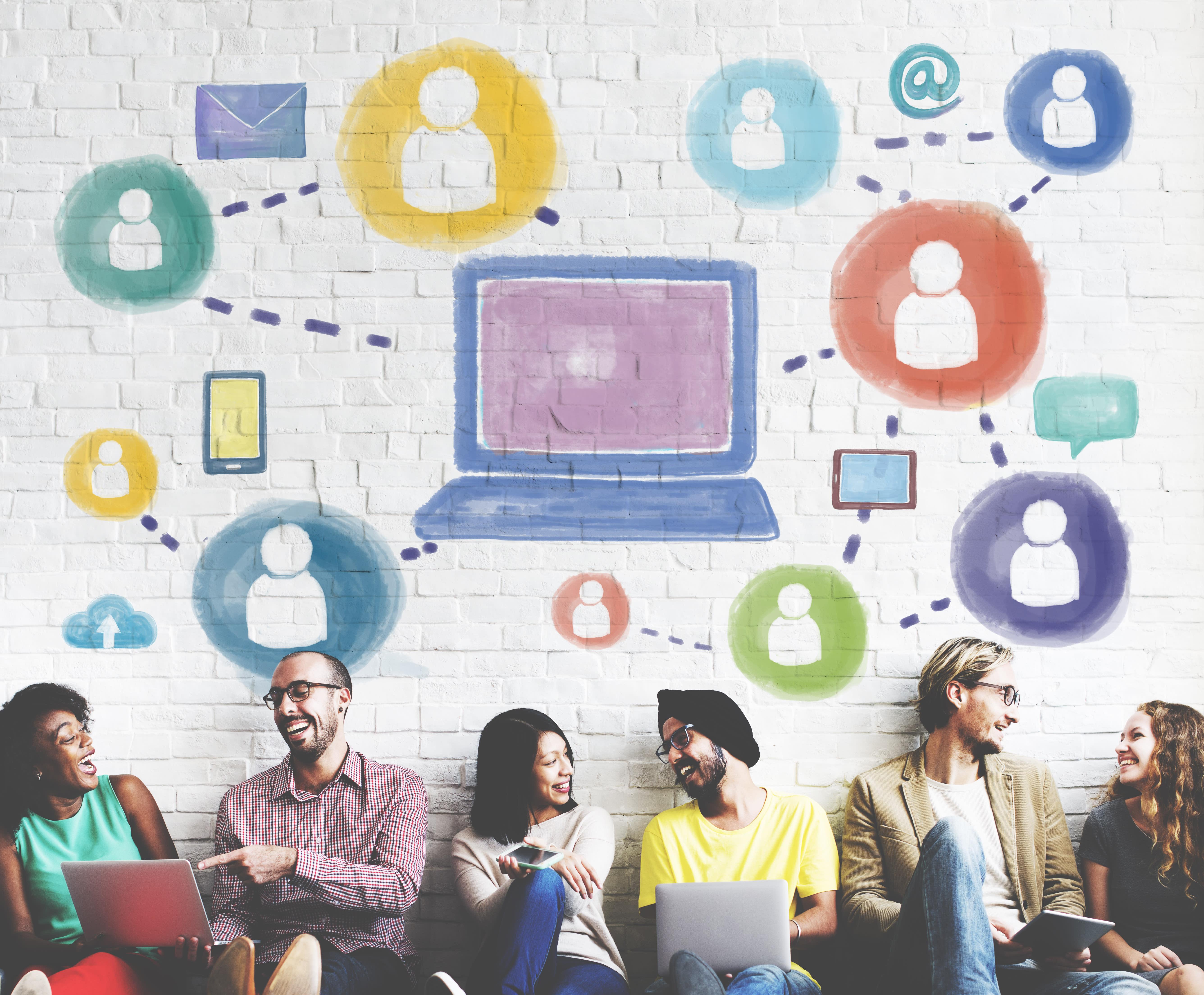 réseaux sociaux, marketing d'influence