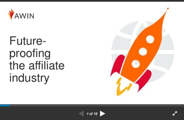 Future-proofing affiliate marketing through data
