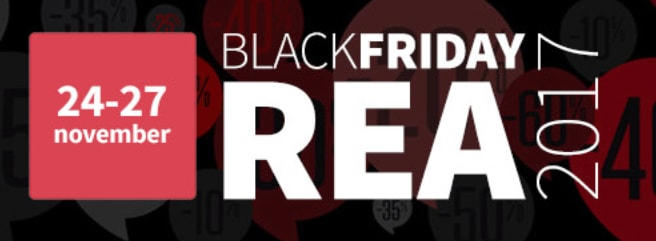 graphic of black friday rea 2017