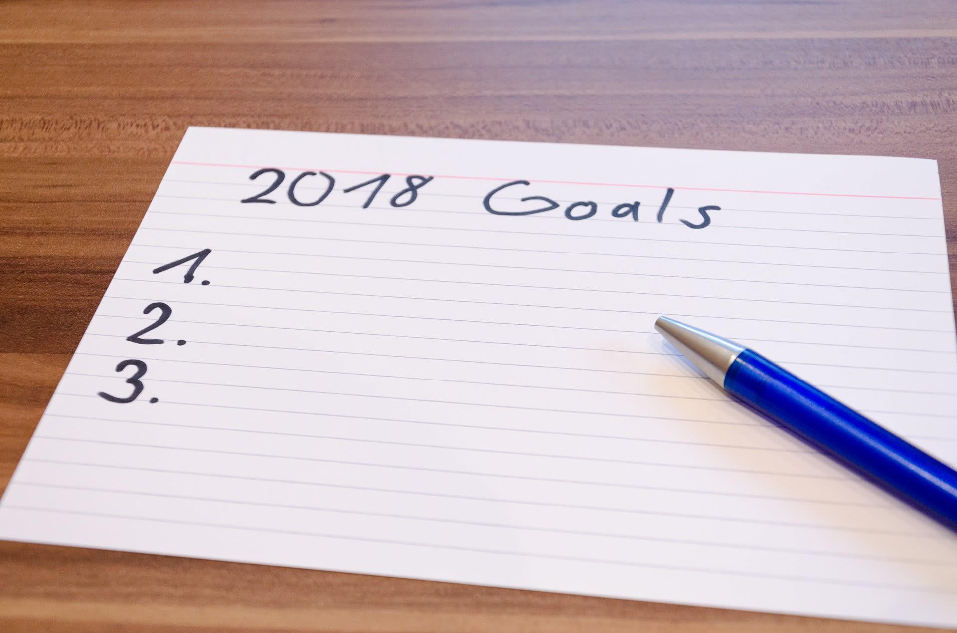 De nieuwjaarsvoornemens van affiliate marketeers