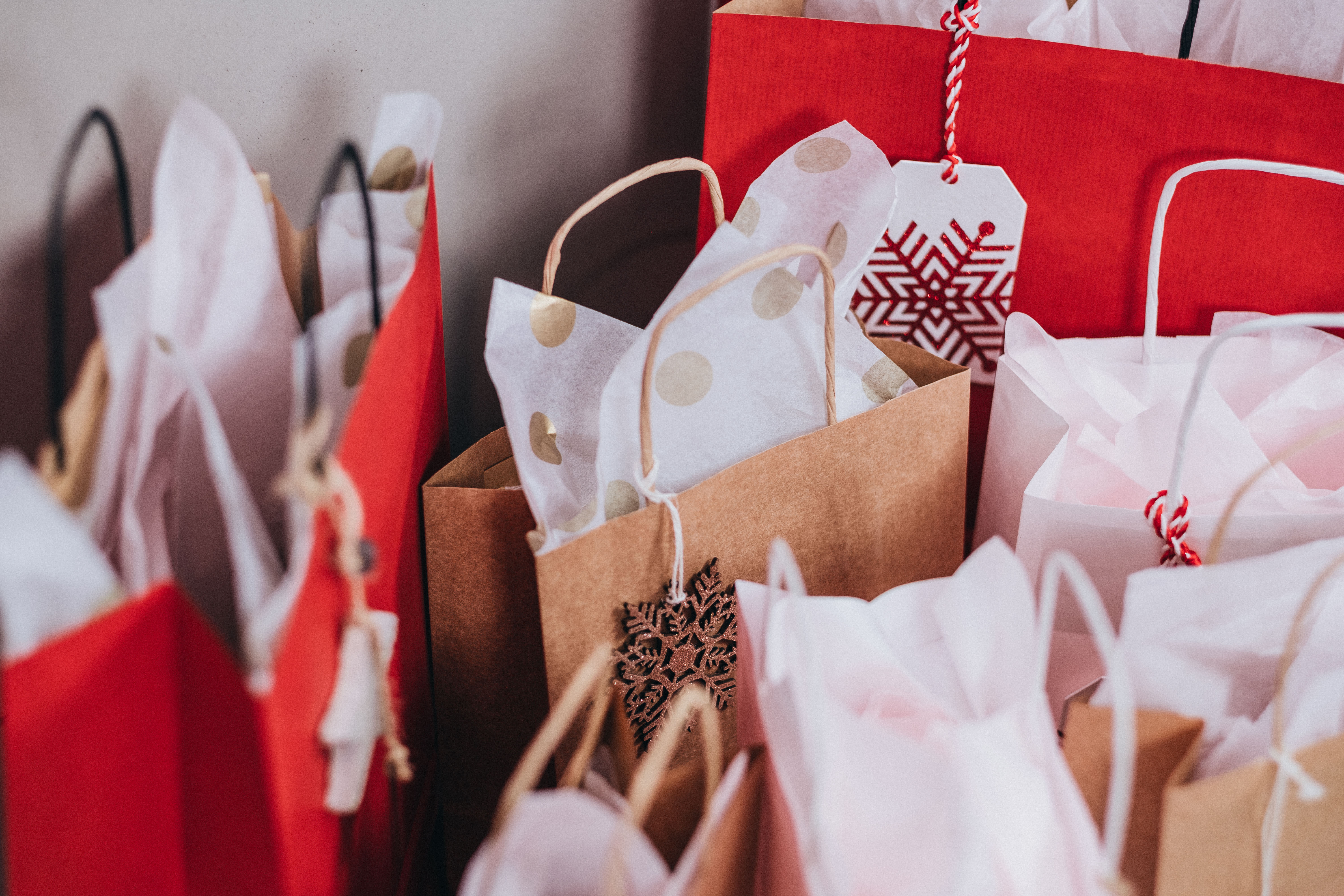 Seasonal shopping 2017: The network in numbers