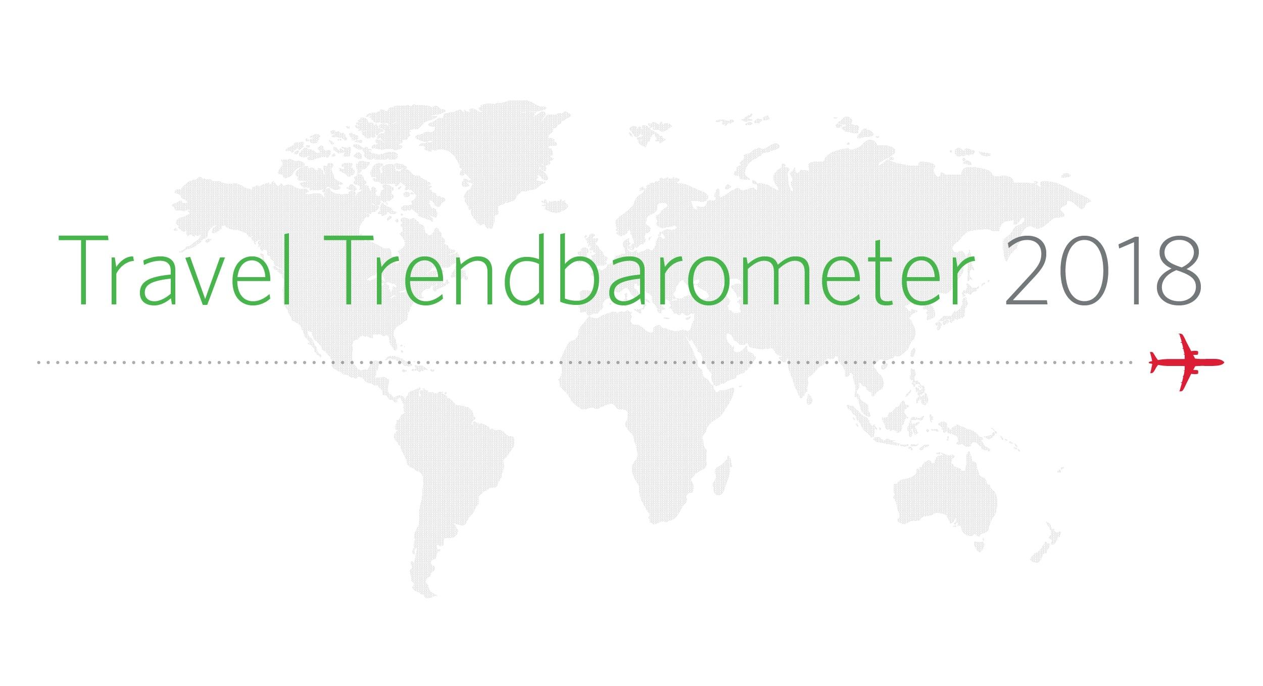 Header Travel Trendbarometer 2018