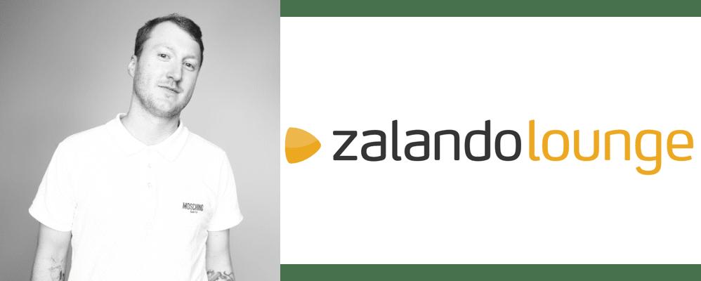 Craig Geeson and Zalando Lounge
