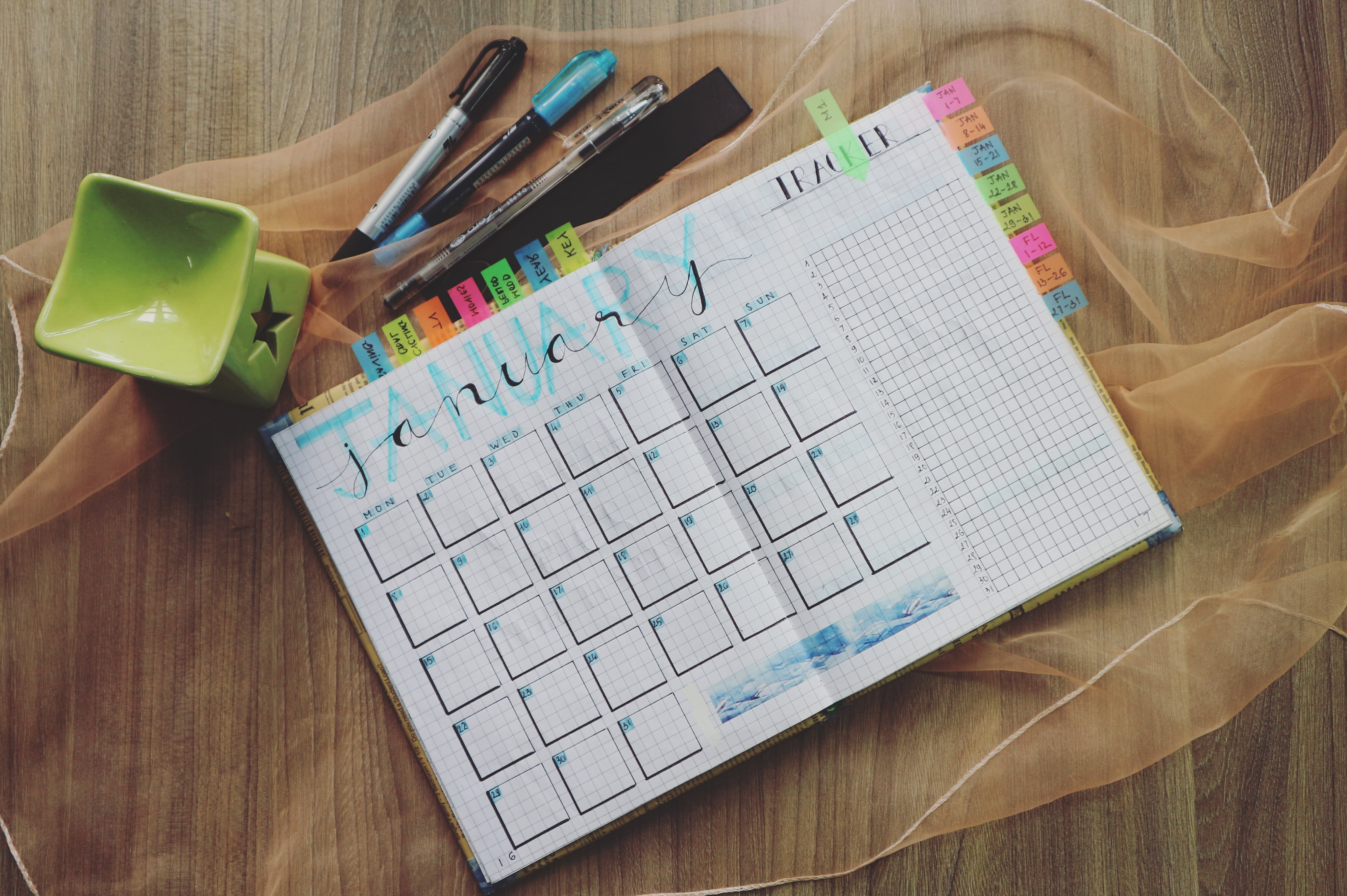 Affiliate marketers' New Year's resolutions