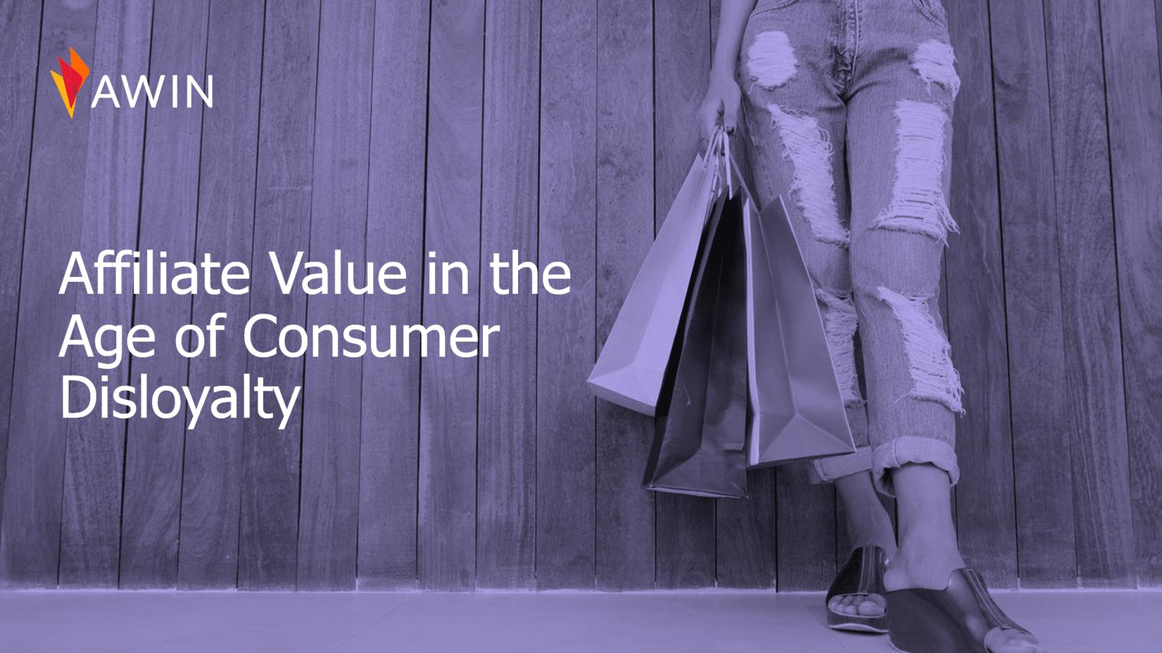 O valor da afiliação na era da deslealdade do consumidor