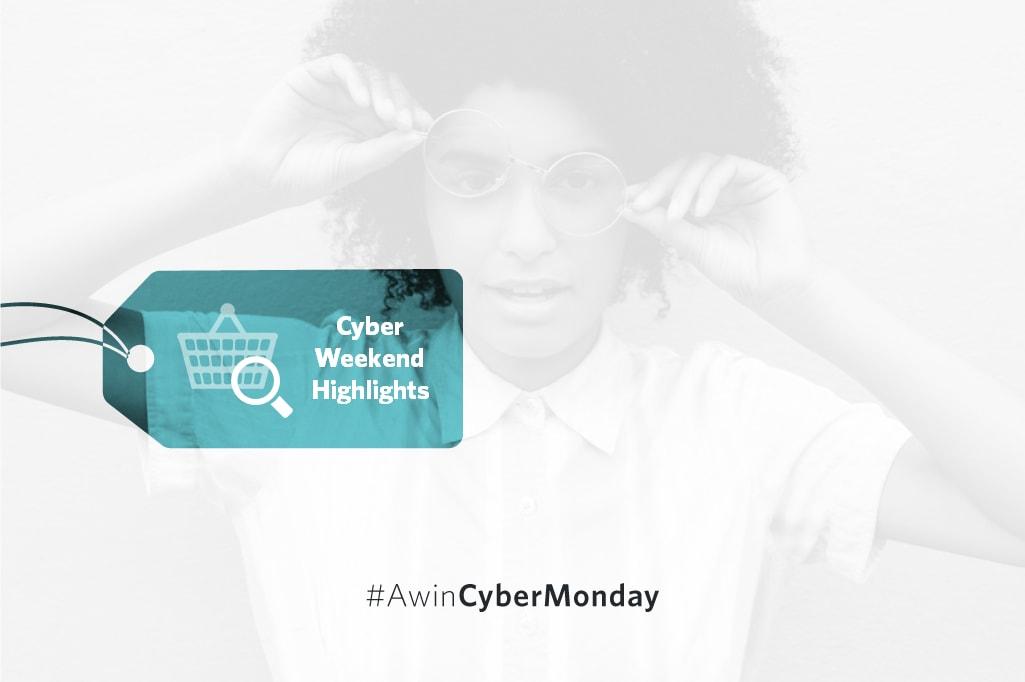 Headerbild zum Cyber Monday