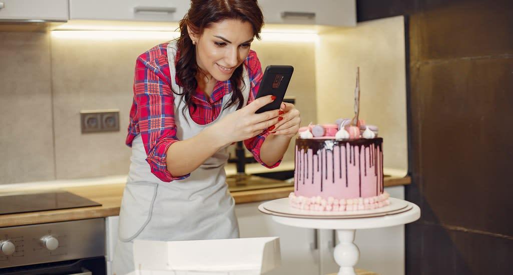 Blogger per le torte