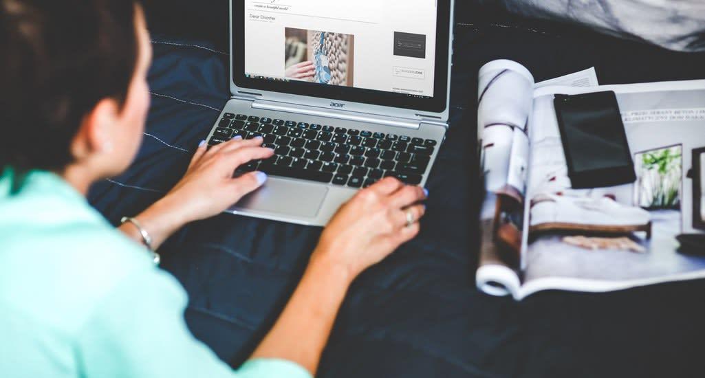 Creez un blog