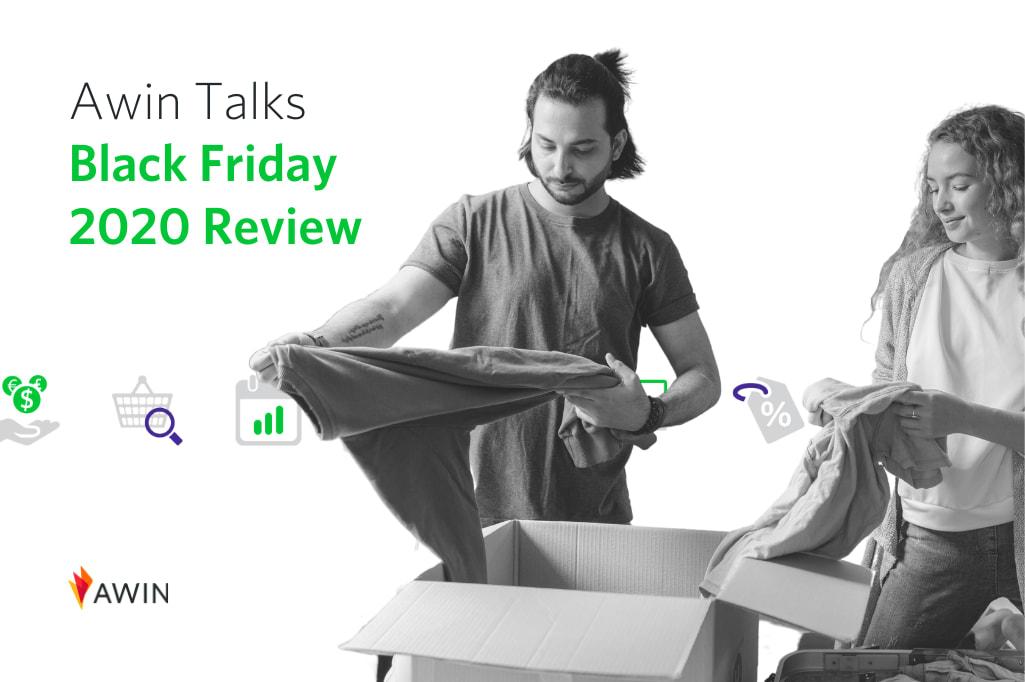 Awin Talks: Black Friday 2020 review