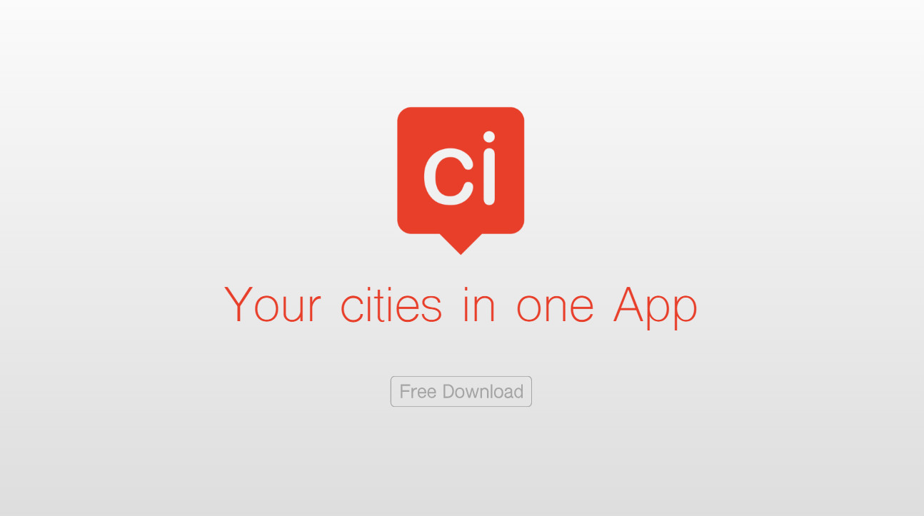 Logo CityInformation