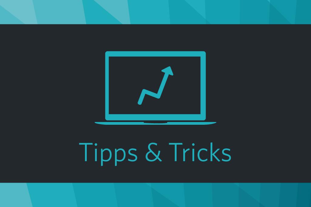 Grafik Tipps und Tricks
