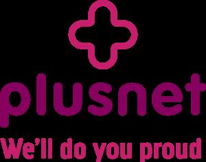 Plusnet affiliate logo