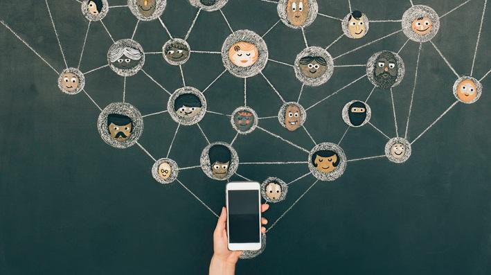 De basis van mobiel