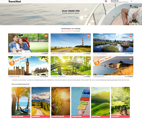website travelbird