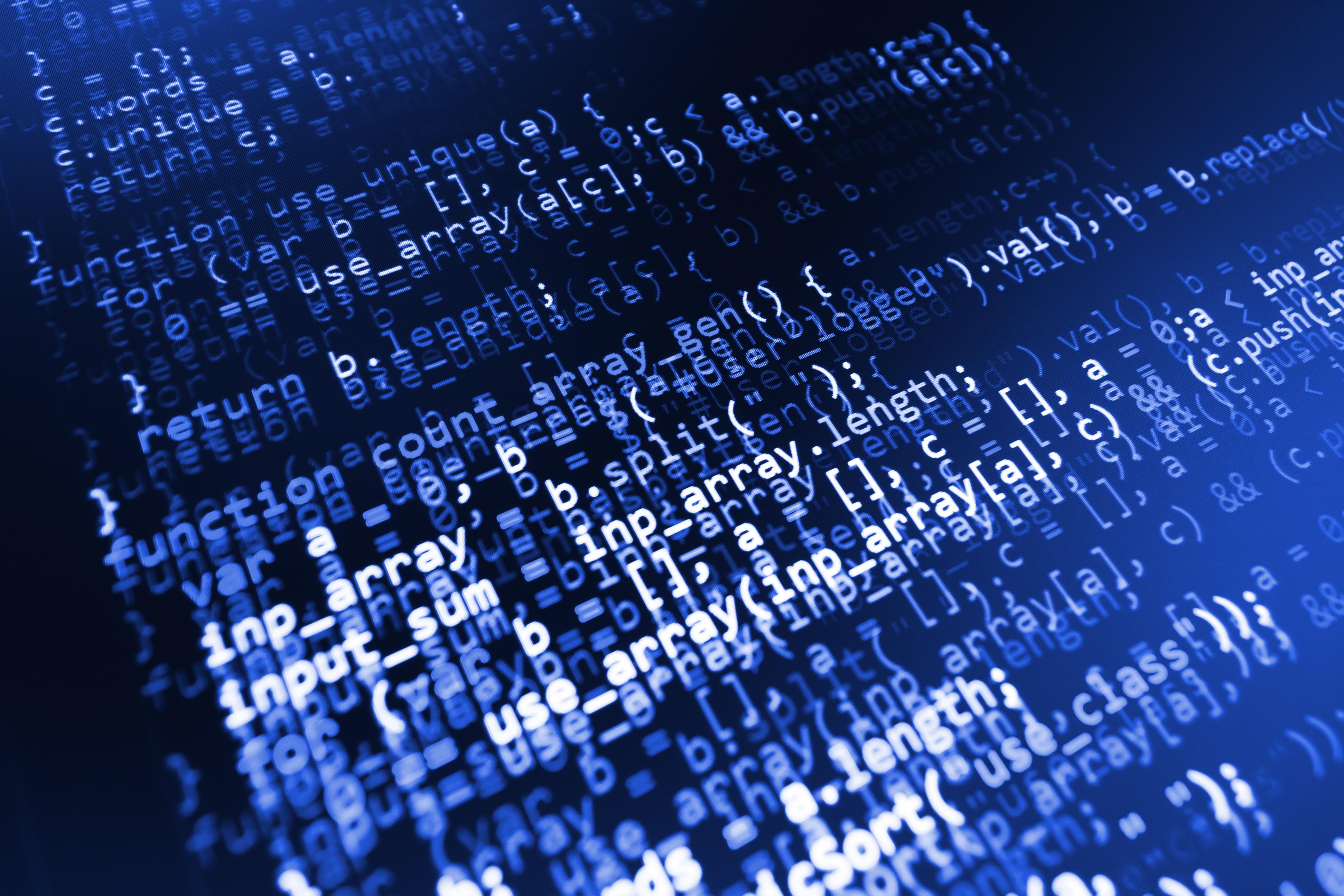 affiliate data computer code