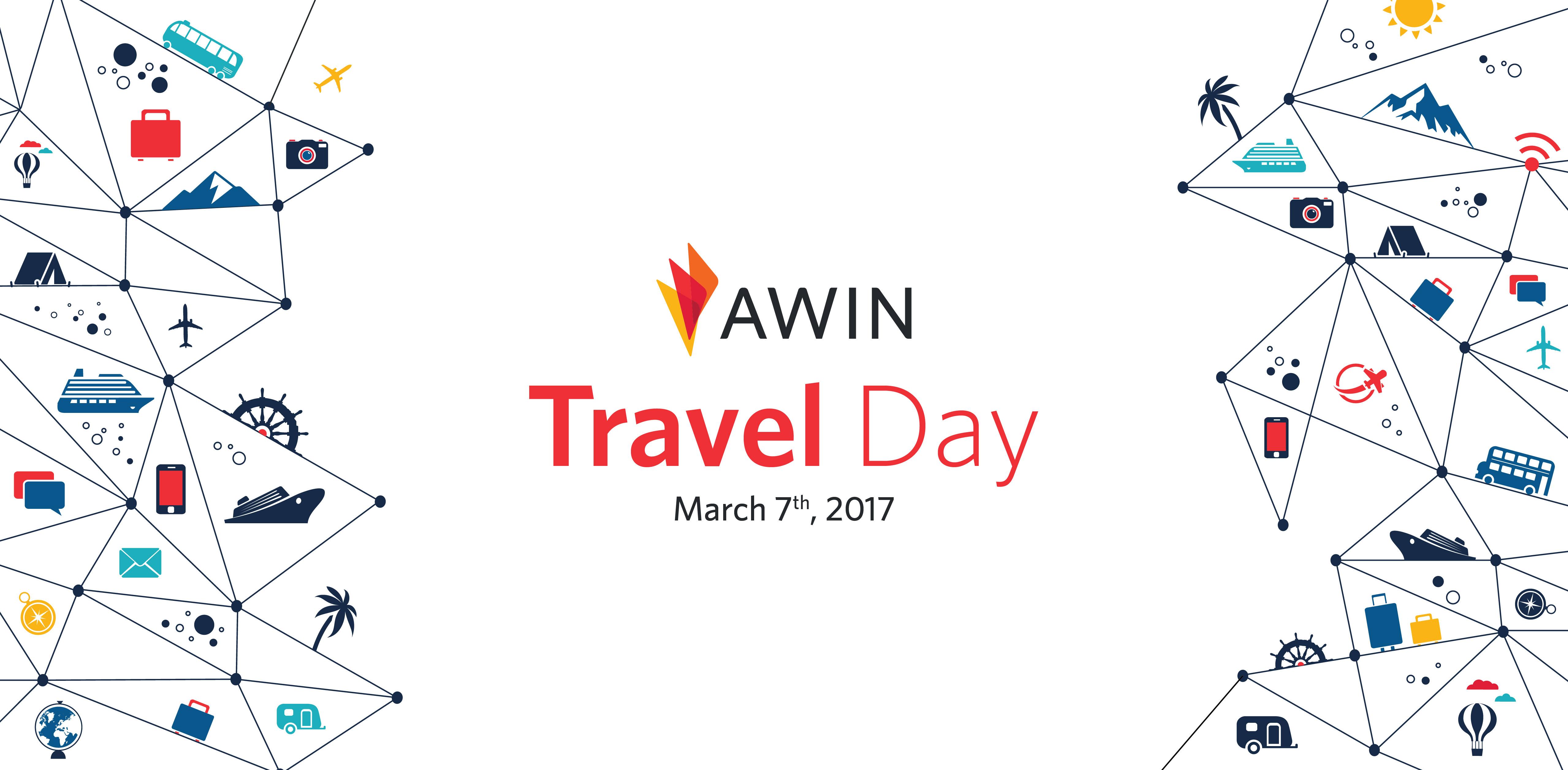 Logo Awin Travel Day