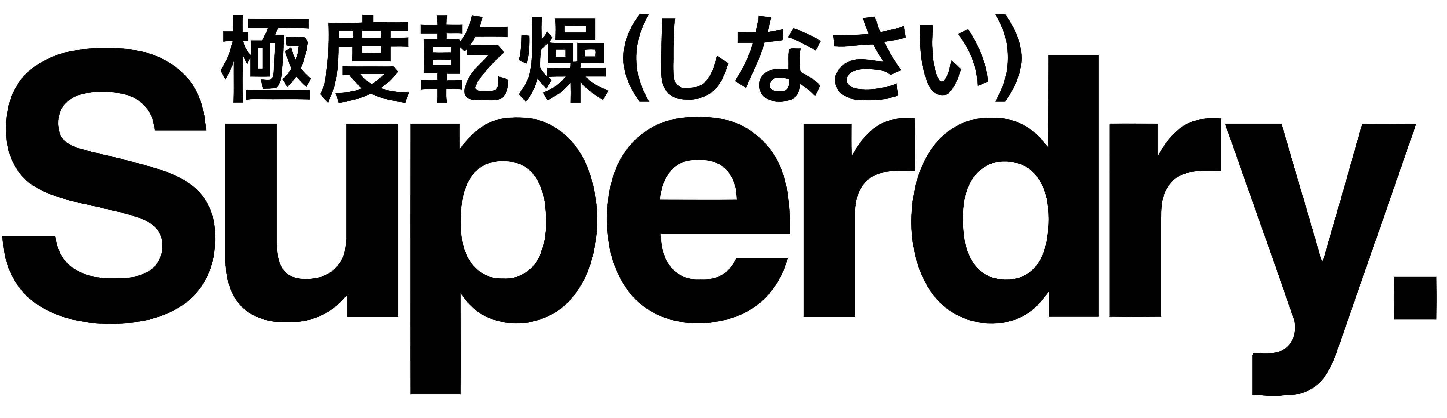 Superdry affiliate logo