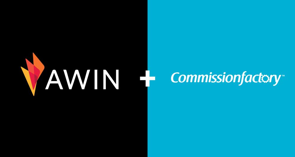 Awin gaat een partnership aan met Commission Factory