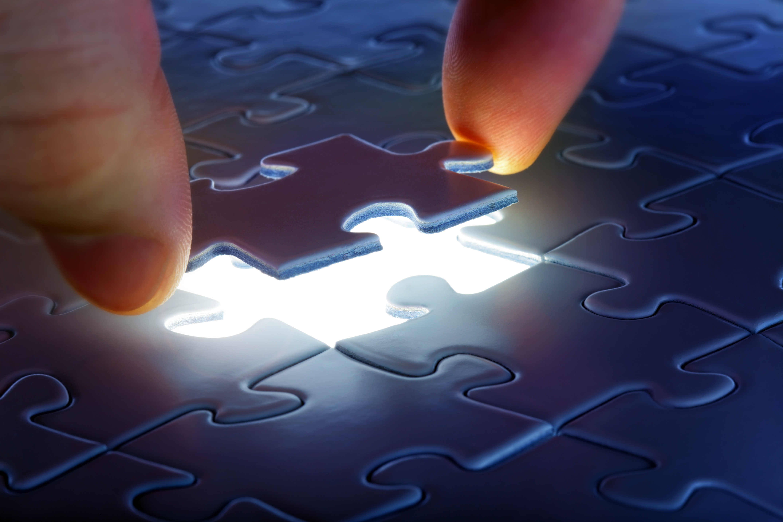 Puzzle piece affiliate marketing