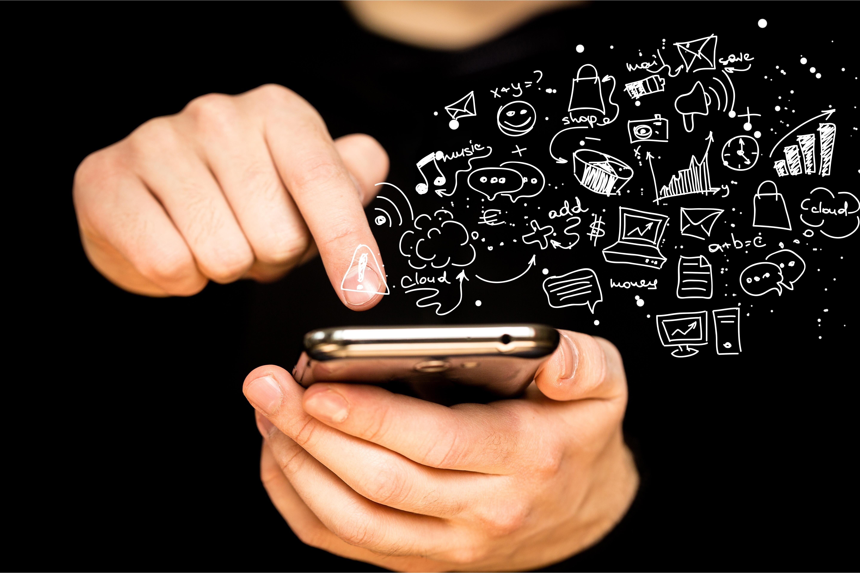 Smartphone verslaving in Nederland