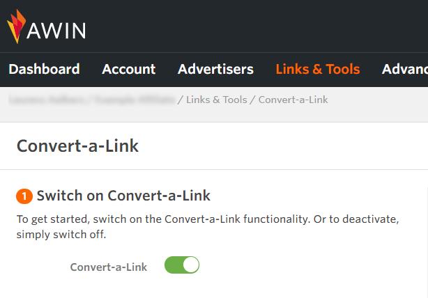 Convert-a-link 1