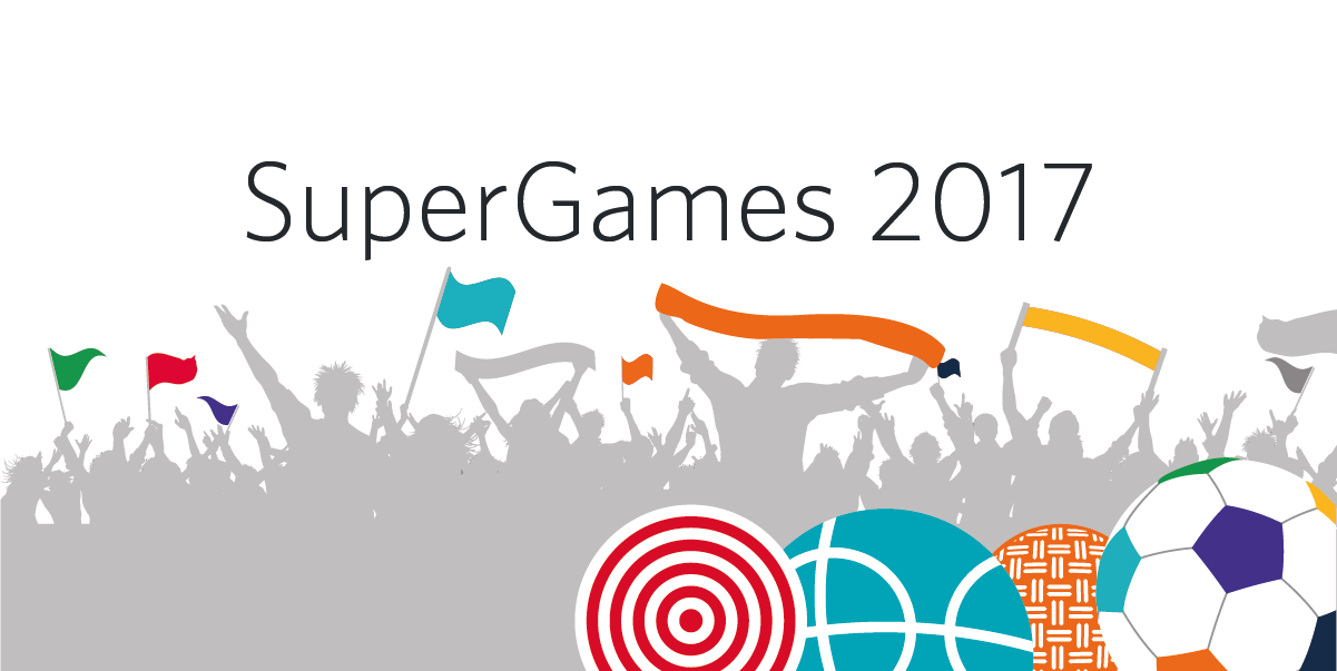 SuperGames 2017 logo
