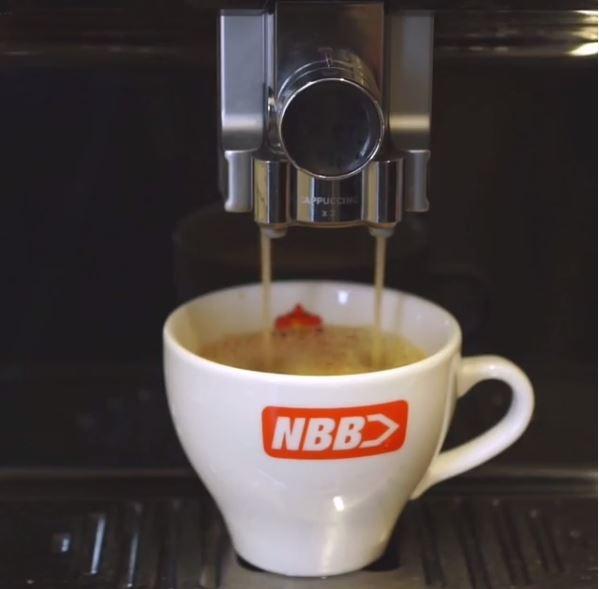 Kaffeetasse von notebooksbilliger.de