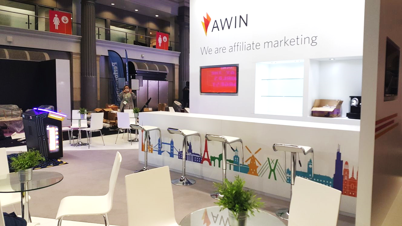 Awin stand PI:Live
