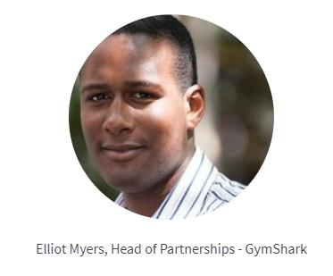 Elliot Myers - Gymshark