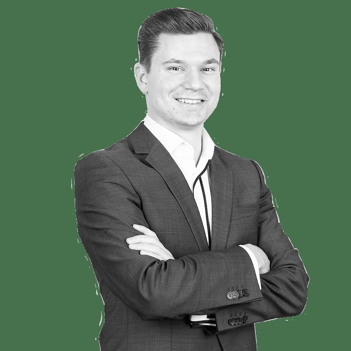 Tony Riedel Team Leader Client Services Switzerland