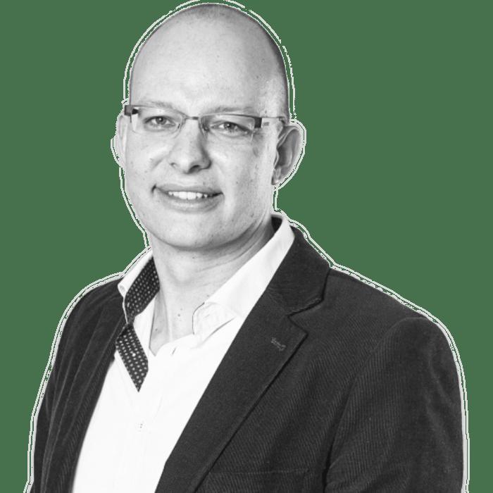 Stefan Menz Group Finance Director