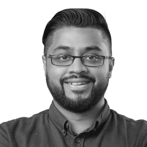 Syed Hussain, Technical Support Team Leader