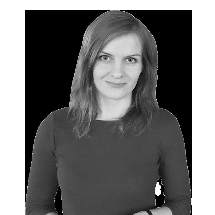 Awin employee Natalia Gruszczyńska